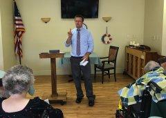 Pastor Jeffery Sonntag