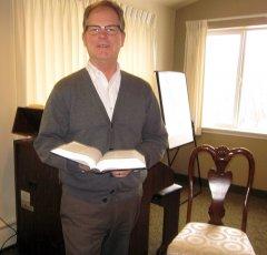 Pastor Randall Johnson