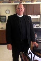 Pastor Thomas Schroeder