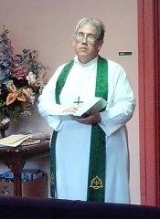 Pastor Guy Purdue